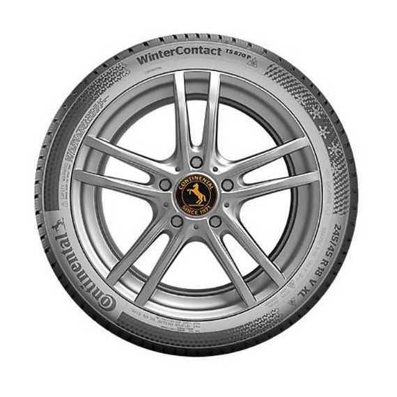 Купить Зимняя шина CONTINENTAL ContiWinterContact TS 870 P 215/60R17 96H