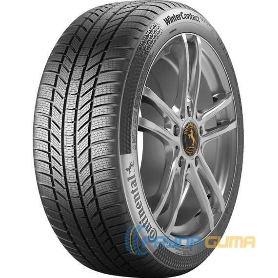 Купить Зимняя шина CONTINENTAL WinterContact TS 870 P 245/45R19 102V