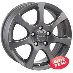 Купить AUTEC Zenit Anthrazit matt R15 W6 PCD5x114.3 ET44 DIA70.1