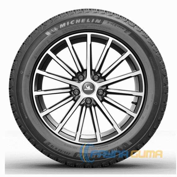 Купить Зимняя шина MICHELIN X-ICE SNOW SUV 235/60R17 106T