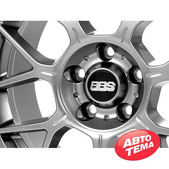 Купить Легковой диск BBS XR platinum silver R17 W7.5 PCD5x112 ET45 DIA82