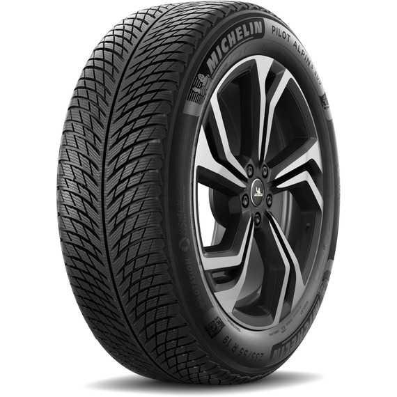 Купить Зимняя шина MICHELIN Pilot Alpin 5 245/45R17 99H