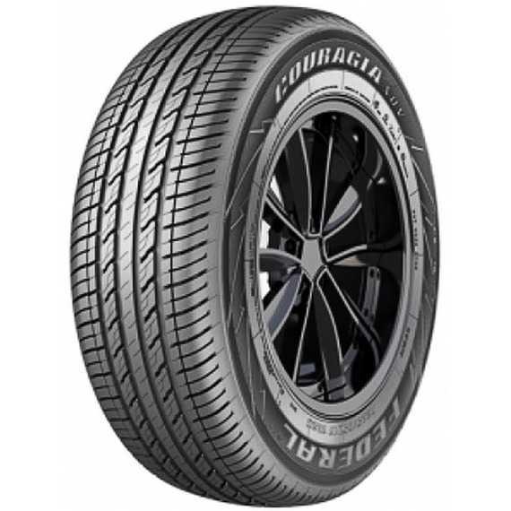 Купить Летняя шина FEDERAL Couragia XUV 235/65R18 110H