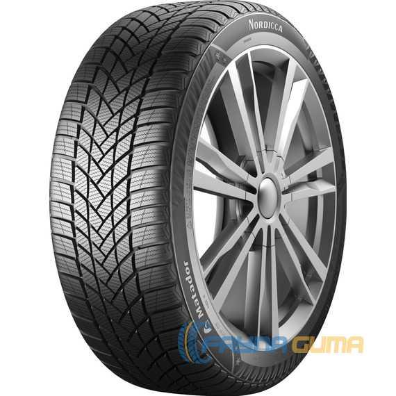 Купить Зимняя шина MATADOR MP 93 Nordicca 195/60R16 89H