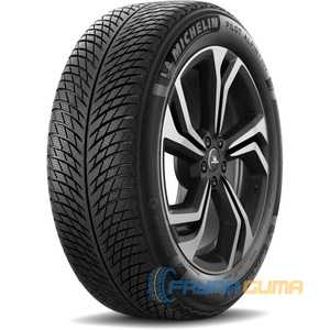 Купить Зимняя шина MICHELIN Pilot Alpin 5 245/55R17 99V